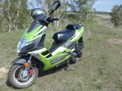 Racer Arrow 125. 125 куб. см., исправен, птс, с пробегом