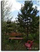Земельный участок 13 соток в живописном месте. Бор, речка. 1 300 кв.м., собственность, электричество, вода, от частного лица (собственник)