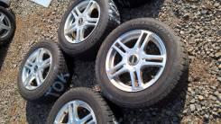 Продам комплект колес ( 96 К )