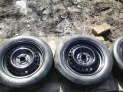 Bridgestone B250. Летние, 2011 год, износ: 30%