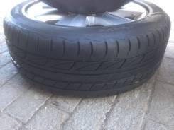 Bridgestone Playz PZ1. Летние, 2014 год, износ: 20%, 2 шт