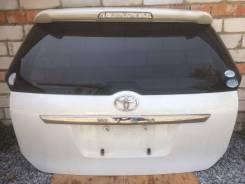Дверь багажника. Toyota Wish, ANE11, ZNE10, ANE10, ZNE14, ANE10G, ZNE14G, ZNE10G, ANE11W Двигатели: 1ZZFE, 1AZFSE, D4, 1AZFE