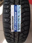 Bridgestone Ice Cruiser 7000. Зимние, шипованные, 2017 год, без износа, 4 шт