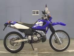 Yamaha DT230 Lanza. 230 куб. см., исправен, птс, без пробега