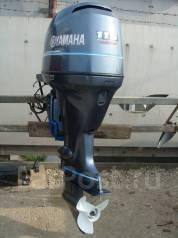 Yamaha. 115,00л.с., 4-тактный, бензиновый, нога X (635 мм), Год: 2007 год