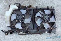 Радиатор охлаждения двигателя. Subaru Outback, BR9, BR