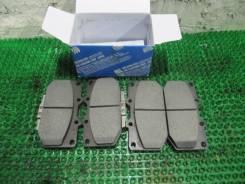 Колодка тормозная. Subaru Legacy, BG5, BH5, BE5, BD5 Subaru Forester, SF5, SG5, SH5 Subaru Impreza, GGB, GGA, GC8, GF8, GH8, GH7, GDA Двигатели: EJ206...