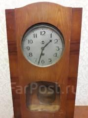 Настенные часы. Орловский завод во Владивостоке. Оригинал