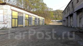 Продам производственную базу в Находке. Мичурина, р-н Пограничная, 300 кв.м. Вид из окна