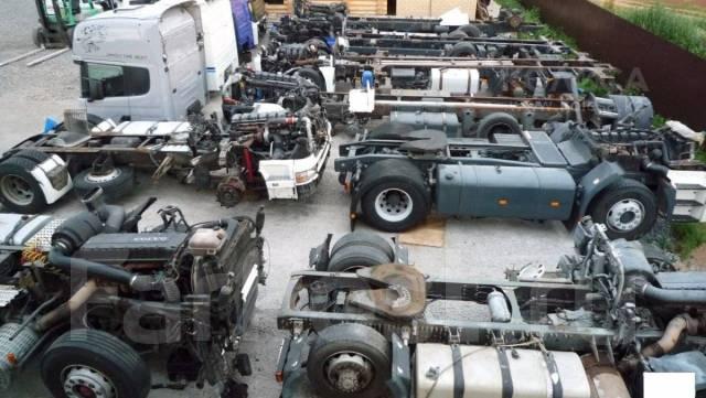 авторазбор грузовых мерседесов в омске