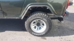 Продам комплект колес r15 235/75 MUD Hankook. x15 ET-15