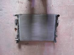 Радиатор охлаждения двигателя. Renault Sandero Renault Duster Renault Logan Двигатели: K9K, F4R, K4M, K7M, D4F, K7J