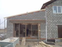 Строим дома кирпичные и фундаменты любой сложности