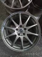 Hot Stuff Cross X-Speed. 7.5/8.5x18, 5x114.30, ET48/45