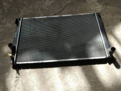 Радиатор охлаждения двигателя. Toyota Estima, ACR55, ACR55W