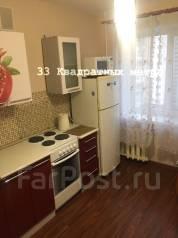 1-комнатная, проспект Красного Знамени 91. Толстого (Буссе), агентство, 34 кв.м. Кухня