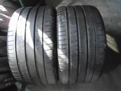 Michelin Pilot Super Sport. Летние, 2014 год, износ: 10%, 2 шт