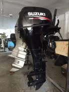 Suzuki. 25,00л.с., 4-тактный, бензиновый, нога L (508 мм), Год: 2006 год