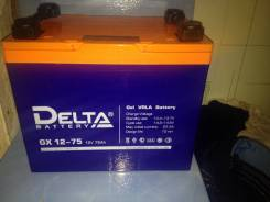 Delta. 75 А.ч.