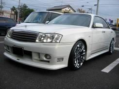 Обвес кузова аэродинамический. Nissan Gloria Nissan Cedric