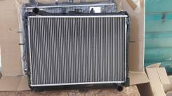 радиатор охлаждения двигателя mazda bongo brauny