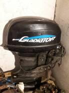 Gladiator. 40,00л.с., 2х тактный, бензин, нога S (381 мм), Год: 2014 год