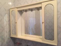 Шкафы-зеркала для ванной.