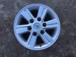 Toyota. 7.0x15, 6x139.70, ET30, ЦО 106,1мм.