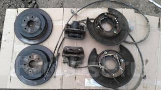 Диск тормозной. Subaru Tribeca
