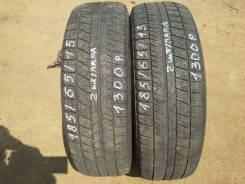 Bridgestone Blizzak VRX. Зимние, без шипов, 2014 год, износ: 60%, 2 шт