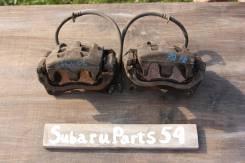 Суппорт тормозной. Subaru Legacy B4, BL5