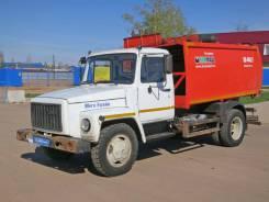 Коммаш КО-440-2. ГАЗ 3309 КО-440-2, ГАЗ 3309 - мусоровоз 2013г. в.