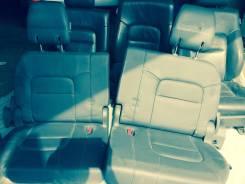 Интерьер. Toyota Land Cruiser, UZJ200, UZJ200W, VDJ200 Двигатели: 1VDFTV, 2UZFE