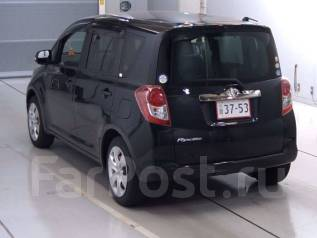 Toyota Ractis. автомат, передний, бензин, б/п, нет птс. Под заказ