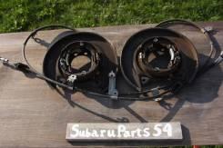 Механизм стояночного тормоза. Subaru Legacy B4, BL5