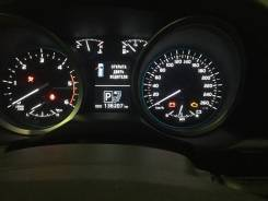 Панель приборов. Toyota Land Cruiser, UZJ200, UZJ200W, VDJ200 Двигатели: 1VDFTV, 2UZFE