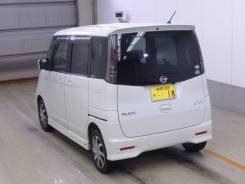 Nissan Roox. автомат, передний, бензин, б/п, нет птс. Под заказ