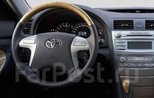 Руль. Toyota: Premio, Allion, Mark X Zio, Aurion, Allex, Aristo, Voxy, Avensis, Camry, Estima Hybrid, Noah, Corolla, Altezza, Avalon, Auris, Blade, Hi...