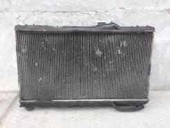 Радиатор охлаждения двигателя. Toyota Altezza, GXE10 Двигатель 1GFE