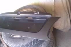 Вставка багажника. Nissan Almera, N16, N16E