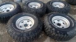 Centerline Wheels. 8.75x16, 6x139.70, ET0, ЦО 110,1 мм.