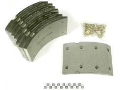 Тормозные накладки Z4068-1270 HINO PROFIA FN, FN270B, EK100