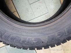 Bridgestone Ice Cruiser 5000. Зимние, шипованные, 2009 год, износ: 5%, 4 шт