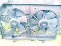 Мотор охлаждения радиатора двигателя с Ниссан Либерти QR20. Nissan Liberty Двигатель QR20DE
