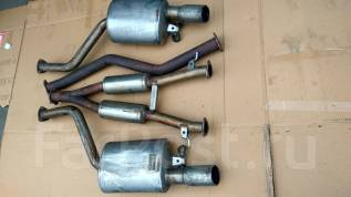 Глушитель. Toyota Aristo, JZS160, JZS161 Двигатель 2JZGTE. Под заказ