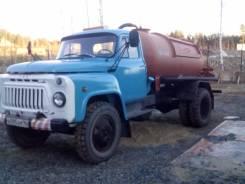 ГАЗ 53. Продам Ассенизатор , 4 250 куб. см.