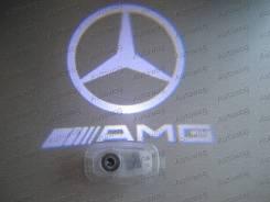 Подсветка. Mercedes-Benz S-Class, W221
