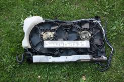 Вентилятор охлаждения радиатора. Subaru Forester, SG, SG5, SG69, SG9, SG9L Двигатели: EJ20, EJ201, EJ202, EJ203, EJ204, EJ205, EJ25, EJ255