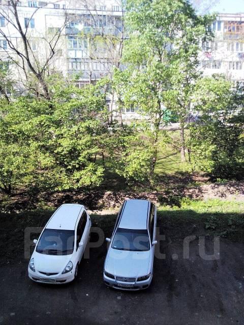 Гостинка, улица Пограничная 36А. Пограничной, частное лицо, 29 кв.м. Вид из окна днём