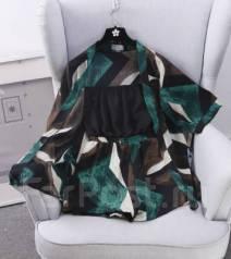 Костюм комбез + кимоно под заказ. 40-44. Под заказ